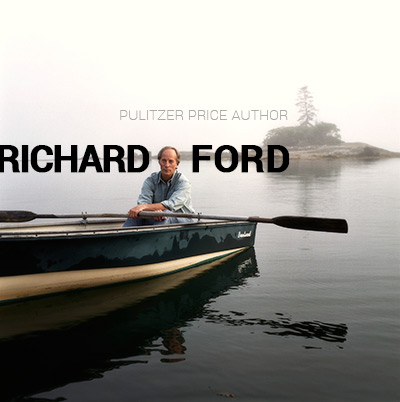 RICHARD FORD - lay of the land pulitzer price author
